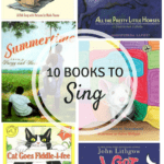 10 picture books to sing: Great list for music teachers and for parents!