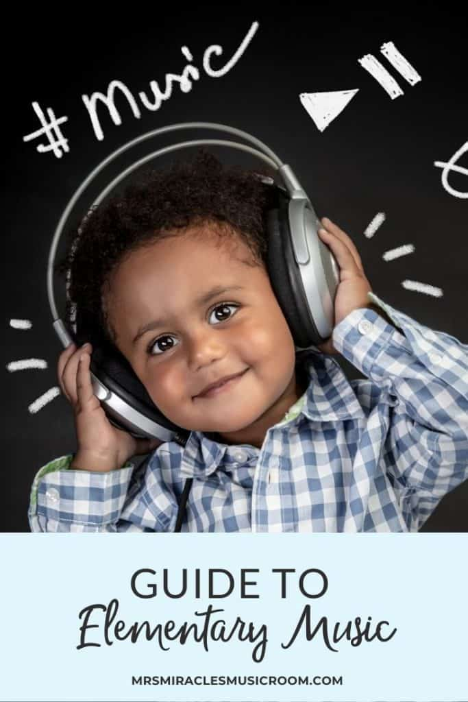 Guide to teaching elementary music: Great tips for any elementary music teacher!