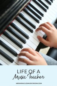 Day in the life of a music teacher: Podcast episode with lots of ideas for your elementary music lessons!