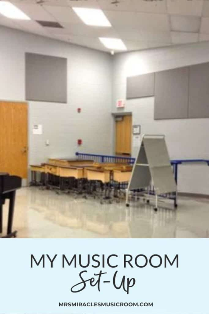 My music room set-up: Ideas for a space-themed music room