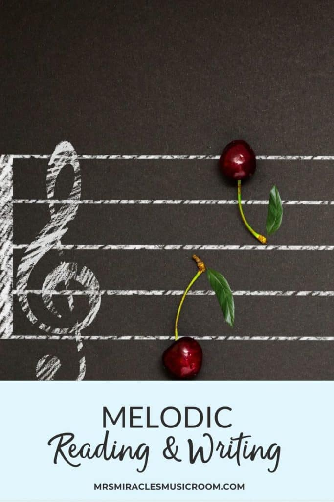 10 strategies for melodic reading and writing: Great ideas for your music classroom to extend learning of melody and solfa!