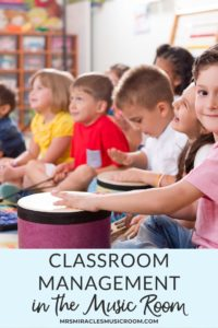 Great ideas for improving classroom management in the music room, from developing positive relationships with students, to using music as its own reward!