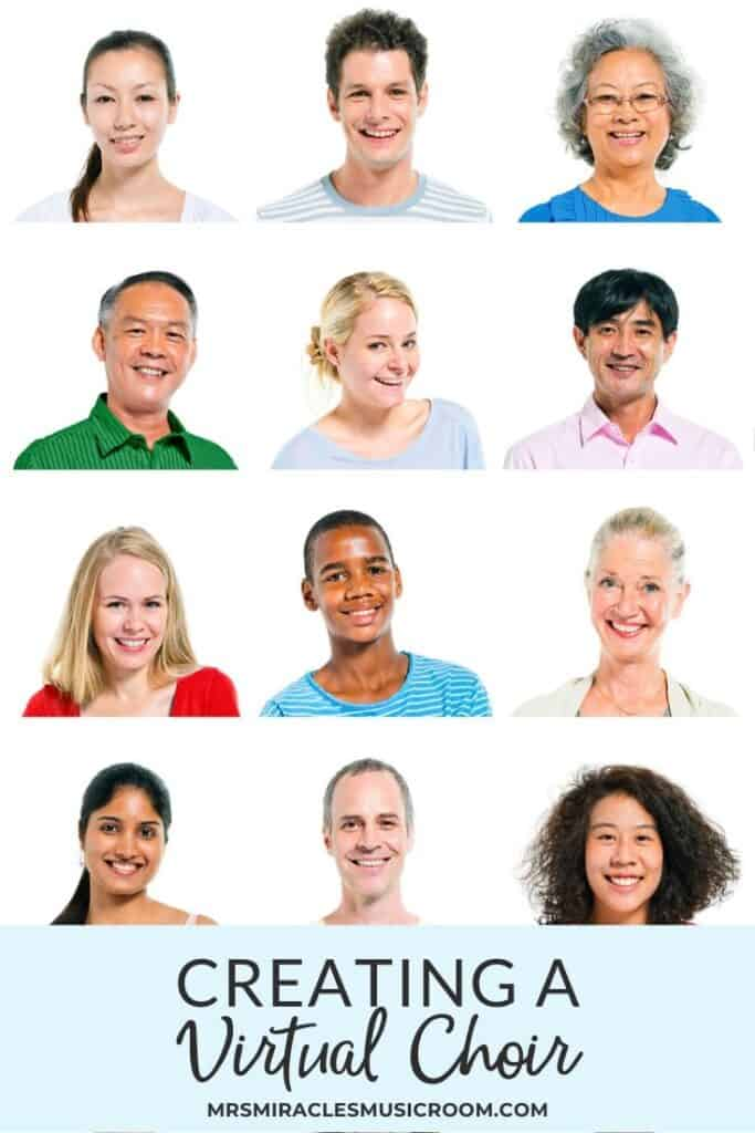 Creating a Virtual Choir: Tips on compiling your own virtual choir